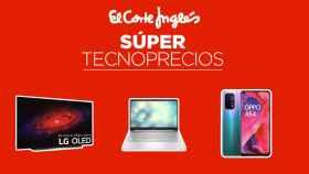 Supertecnoprecios en El Corte Inglés.