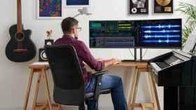 Nuevo monitor curvo de Philips.