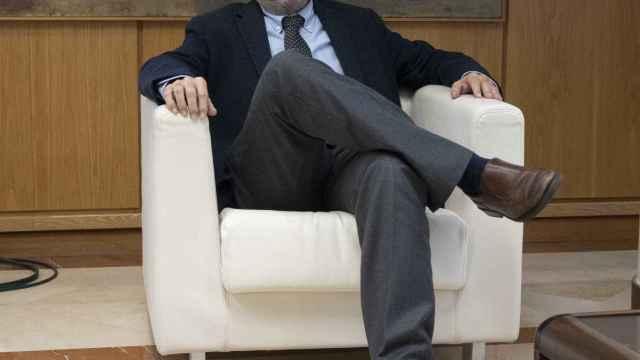 Francisco Igea, vicepresidente de Castilla y León, y uno de los referentes de Ciudadanos.