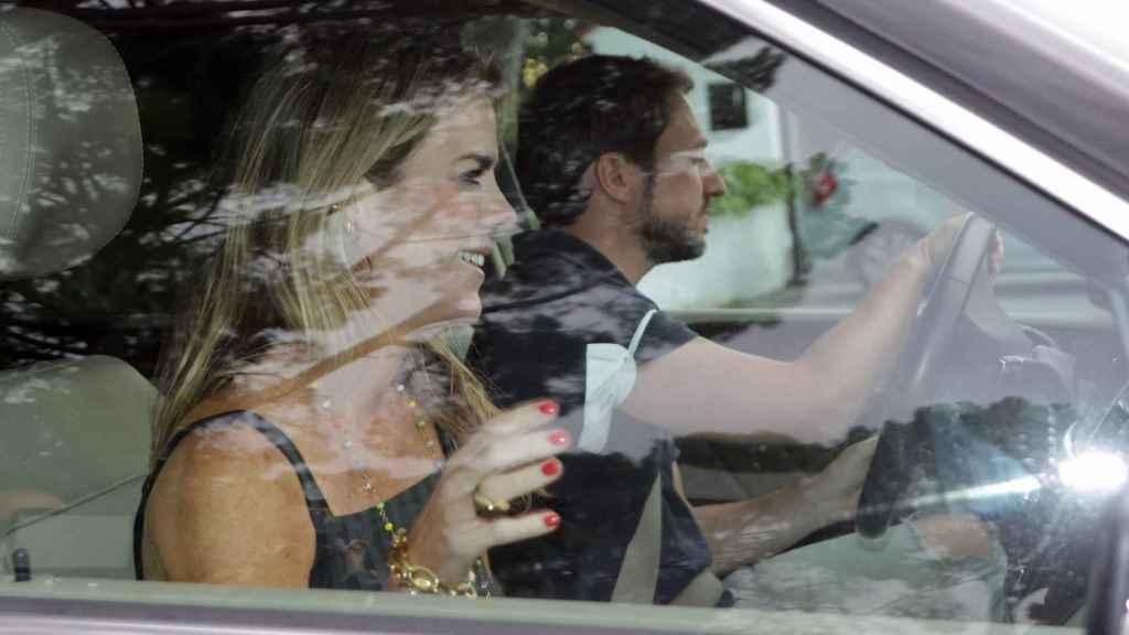 Amelia Bono y Manuel Martos, imágenes muy familiares tras su reciente separación