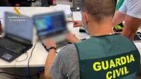 Operación Aguas Vivas de la Guardia Civil