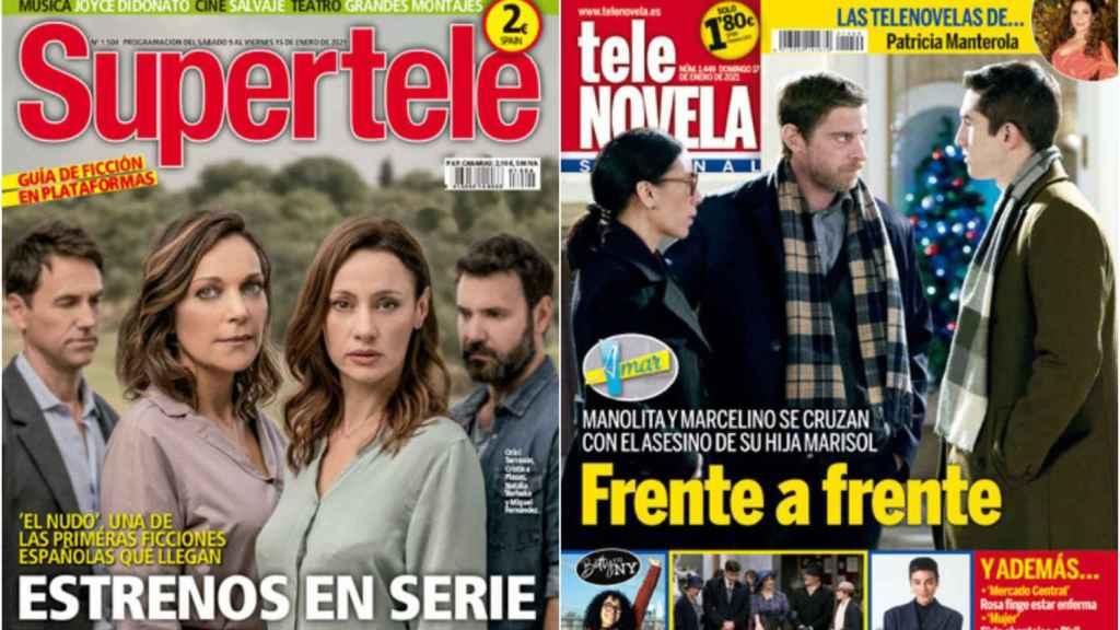 Supertele y Telenovela