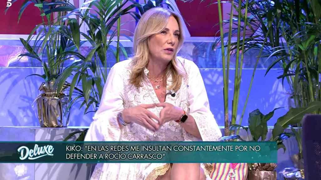 Belén Rodríguez confirma que Rocío Flores pidió su despido de 'Supervivientes'