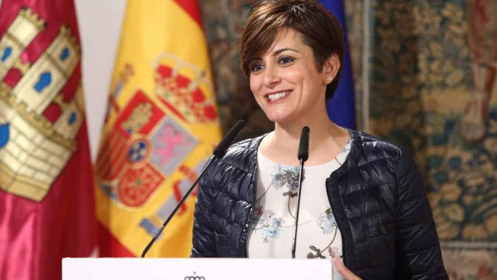 Isabel Rodríguez, nueva ministra de Política Territorial y portavoz.