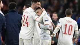 España fue eliminada ante Italia en la semifinal de la Eurocopa 2020.