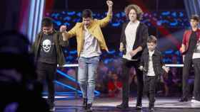 Audiencias: 'La Voz Kids' vence por la mínima  a 'Viernes Deluxe' en un ajustado duelo