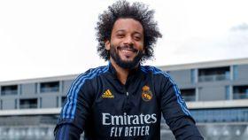 Marcelo, futbolista del Real Madrid
