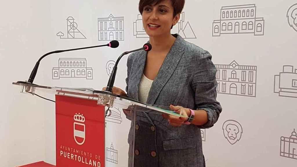 Isabel Rodríguez, nueva portavoz del Gobierno de España.