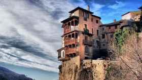 Preciosa imagen de Cuenca