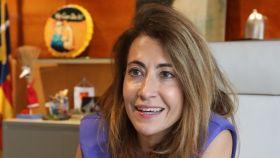 Raquel Sánchez Jiménez, alcaldesa de Gava.