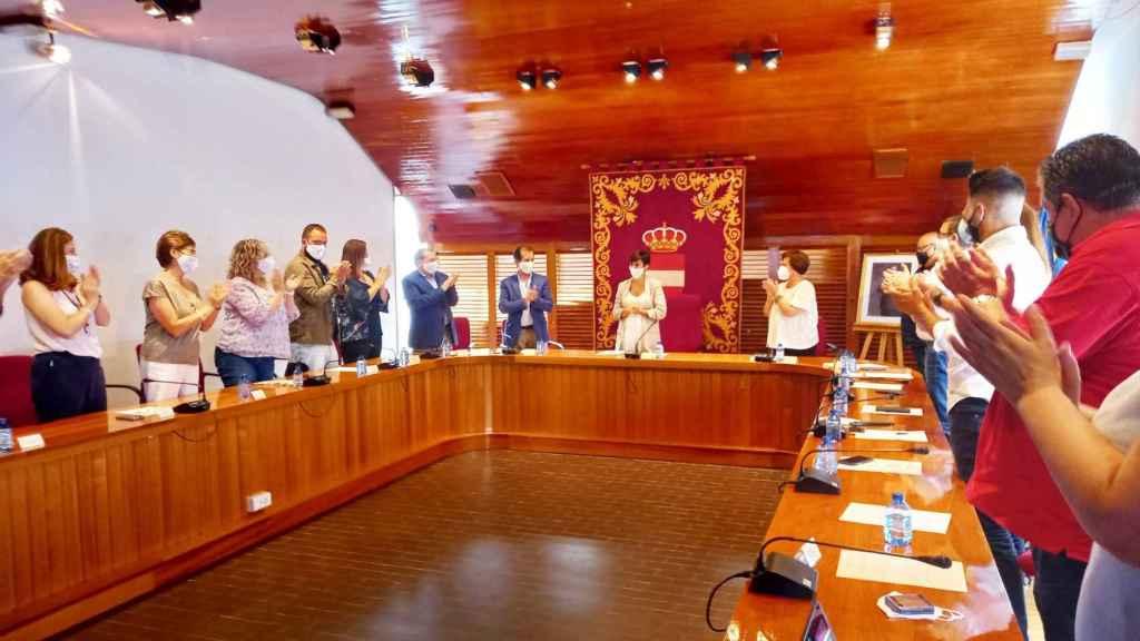 Pleno del Ayuntamiento de Puertollano
