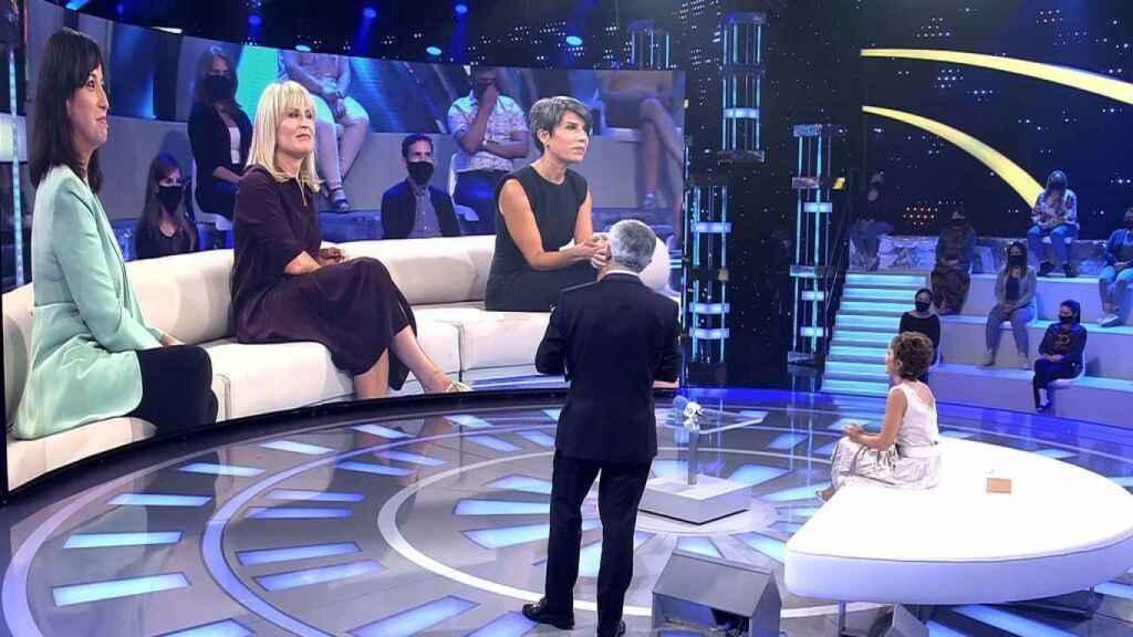 Audiencias: 'El Peliculón' de Antena 3 lidera ante el correcto regreso de 'Volverte a ver'