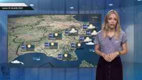 El tiempo en España para este lunes 12 de julio.