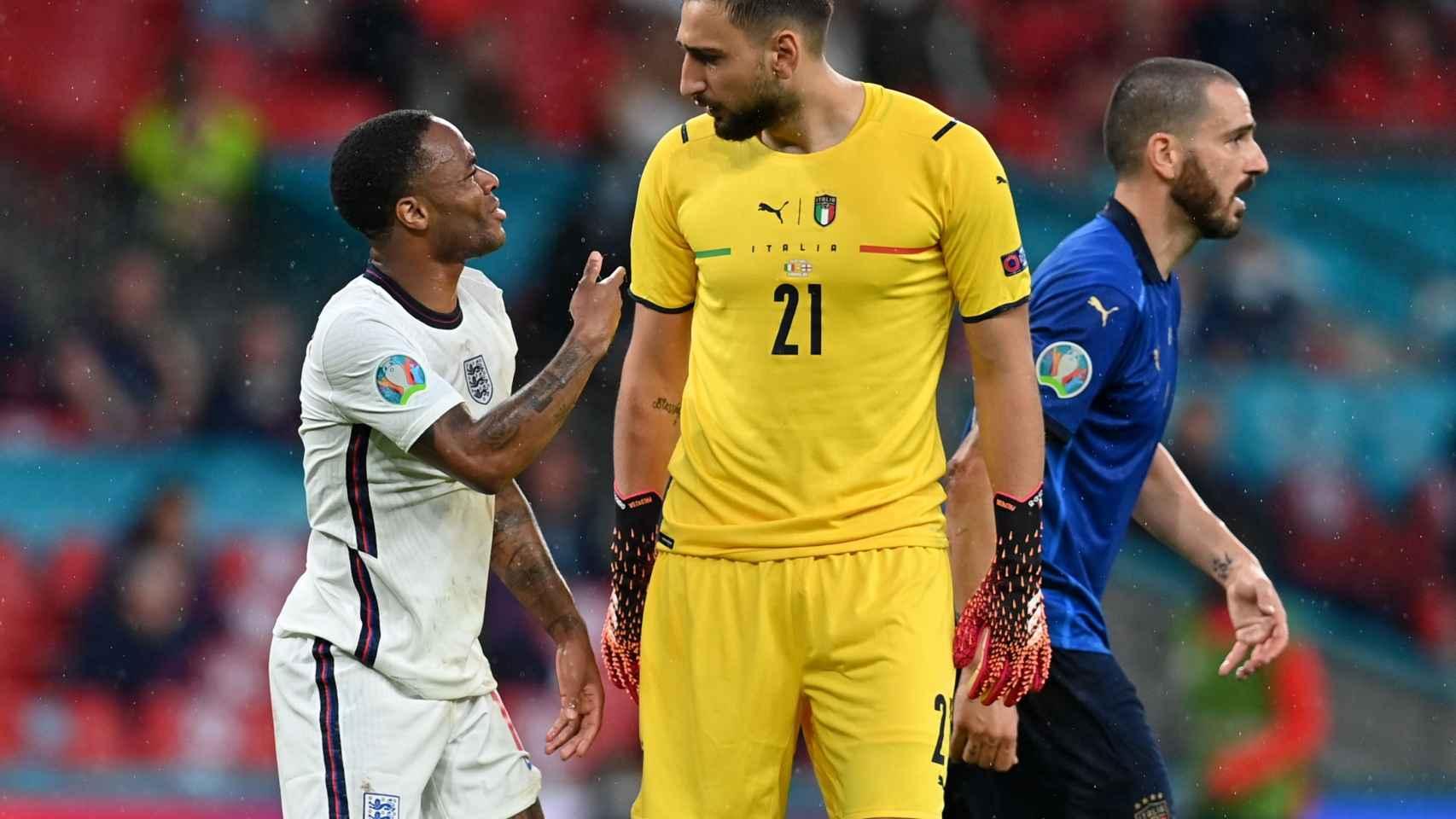 La final de la Eurocopa 2020 entre Italia e Inglaterra