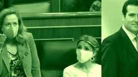 Sánchez y Díaz se la juegan a Garamendi en Bruselas y la CEOE se pone en su sitio
