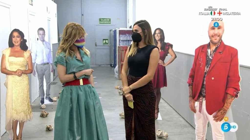 """Irene Rosales anuncia su salida de 'Viva la vida': """"Me siento liberada, es lo que necesito"""""""