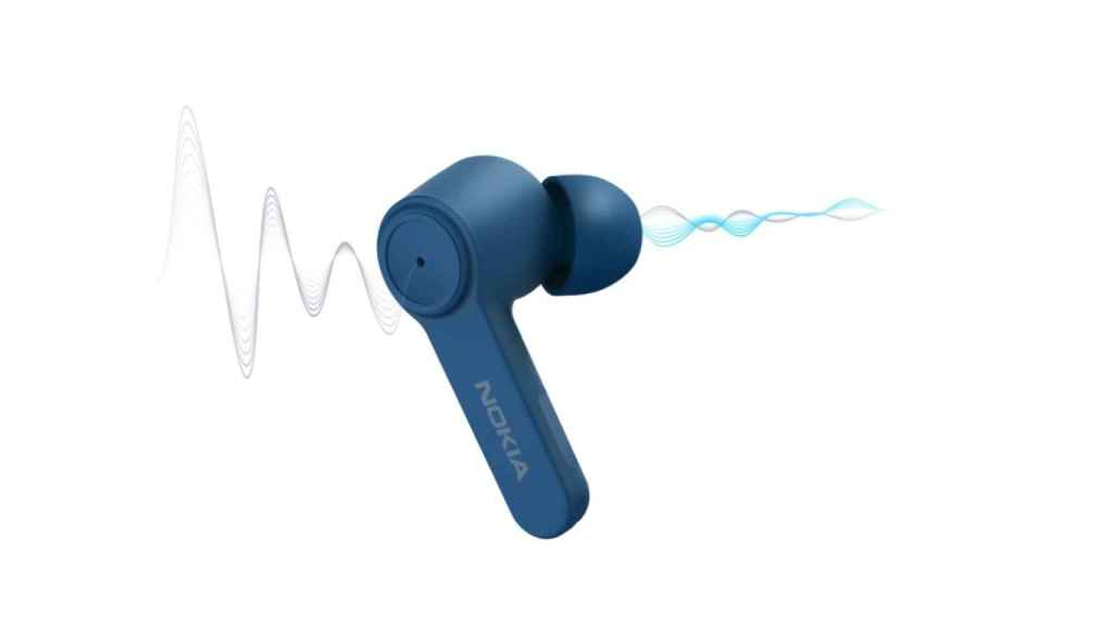 Nokia Noise Cancelling Earbuds diseño