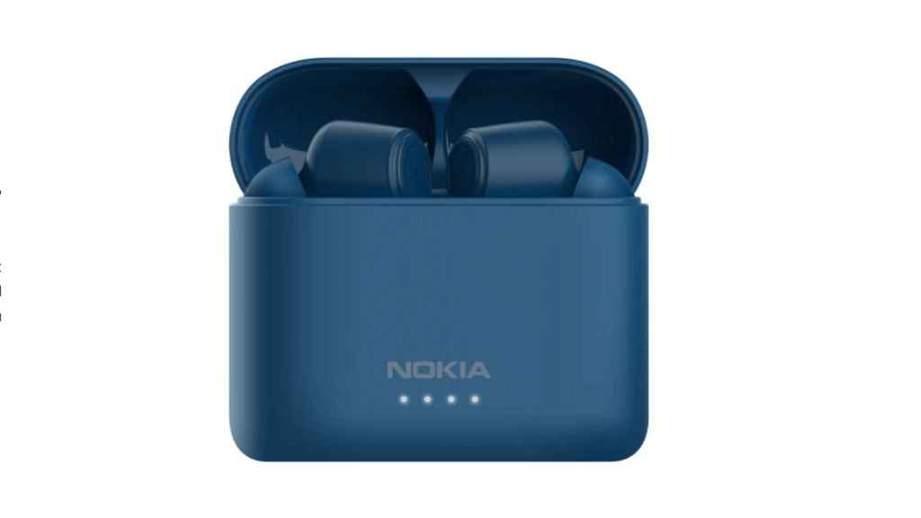 Nokia Noise Cancelling Earbuds azul