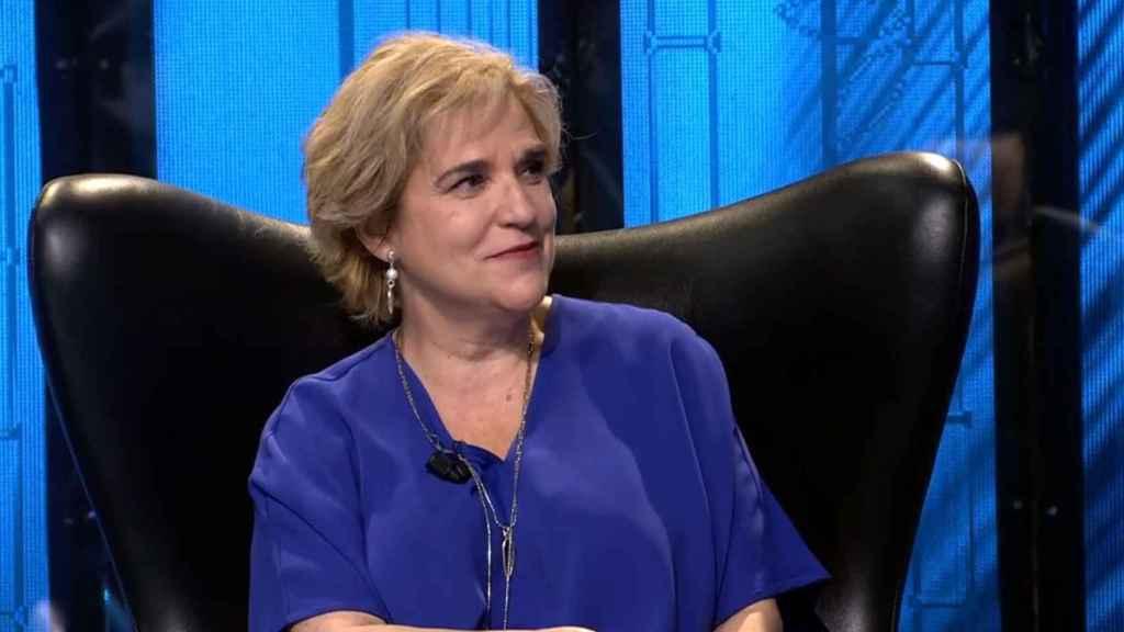 Pilar Rahola estalla contra Telecinco por entrevistar a Antonio David en 'Viva la vida'