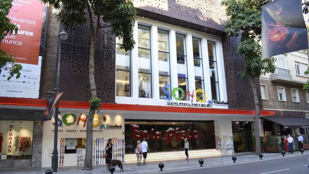 El Teatro del Soho CaixaBank