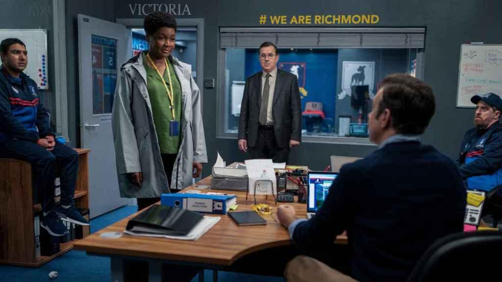Sarah Niles interpreta a uno de los nuevos personajes de la temporada 2 de 'Ted Lasso'.