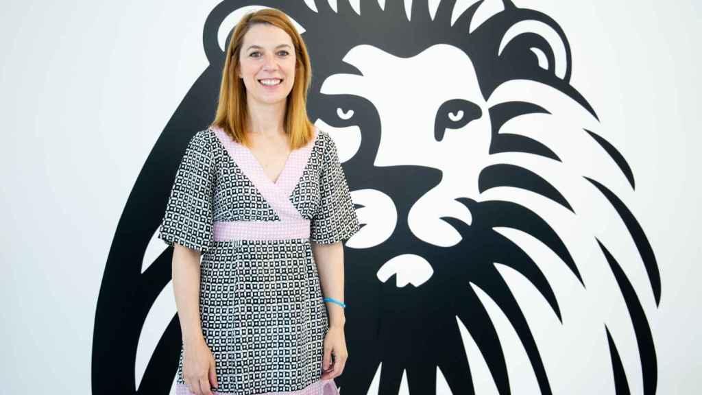 Susana Pérez, responsable de Factory Learning en Tecnalia.
