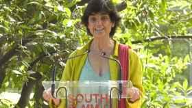 María Benjumea, impulsora de South Summit, en la presentación de la edición de 2021 de este evento.