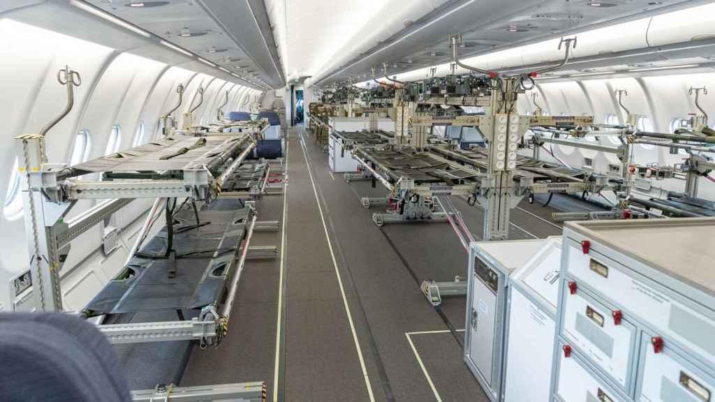 Airbus A330 MRTT medicalizado