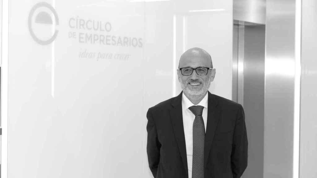 El presidente del Círculo de Empresarios, Manuel Pérez-Sala.