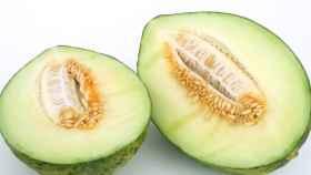 El melón piel de sapo recibe su nombre por la textura de su corteza.
