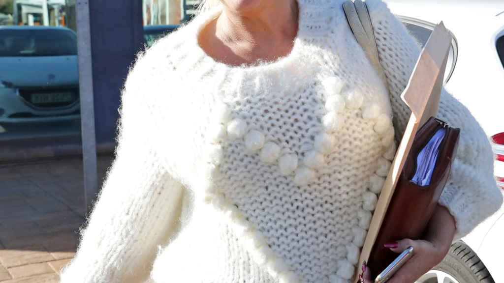 Raquel Mosquera, en una imagen de archivo.