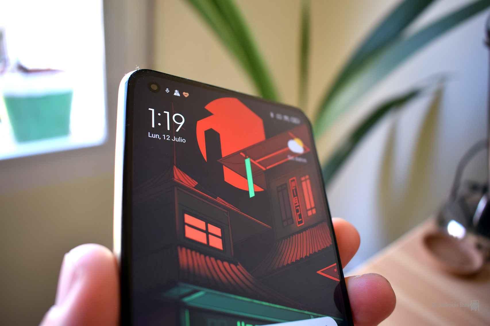 La pantalla del Xiaomi Mi 11 Lite 5G