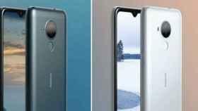 El Nokia C30 cerca de llegar: fotos y especificaciones