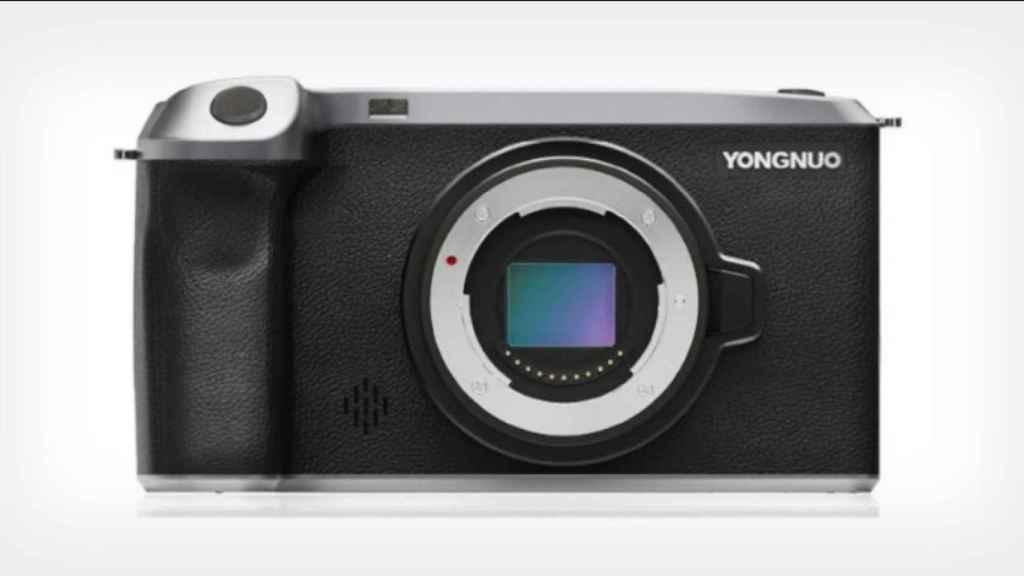 Nueva Yongnuo YN455: las cámaras de fotos Android siguen vivas
