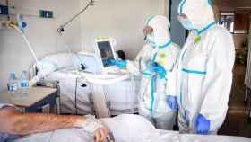 Los contagios se disparan en Castilla-La Mancha pero no se nota en los hospitales