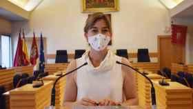 La portavoz del Ayuntamiento de Ciudad Real, Mariana Boadella