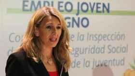 Yolanda Díaz, vicepresidenta segunda y ministra de Trabajo y Economía Social.