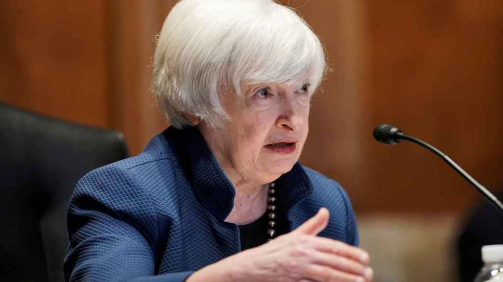 Janet Yellen ha presionado a la UE para que retire la tasa a los gigantes digitales