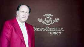Pablo Álvarez, consejero delegado de Tempos Vega Sicilia