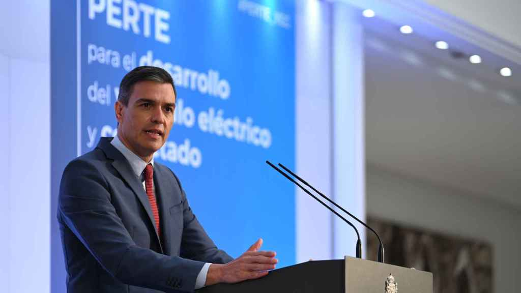 El PERTE del vehículo eléctrico moverá 24.000 millones de euros en inversión pública y privada hasta 2023