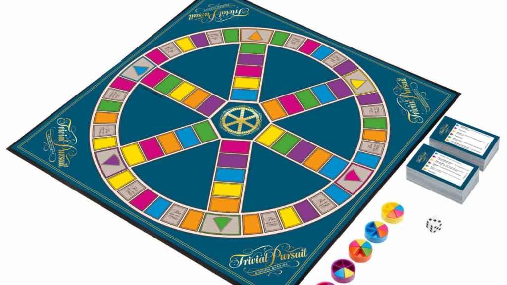 El popular juego Trivial Pursuit