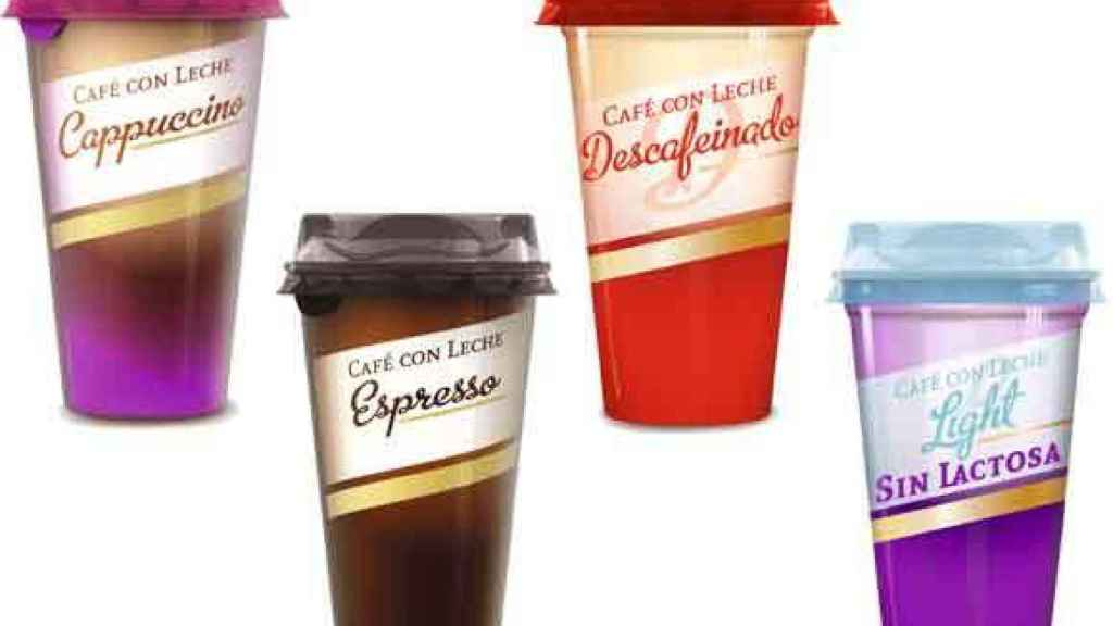 Cafés fríos Mercadona
