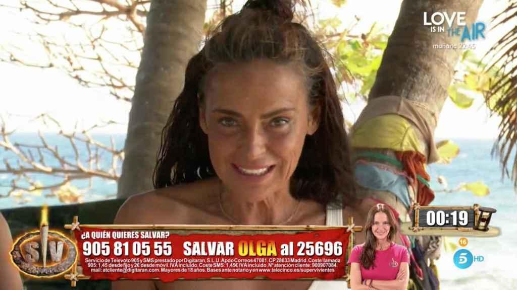 """""""Gracias a los altos cargos, ellos saben por qué"""": el extraño alegato de Olga Moreno en 'SV'"""