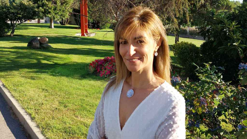 Olga Ceballos, directora de Administración y Finanzas del Área Corporativa Financiera de MAPFRE.