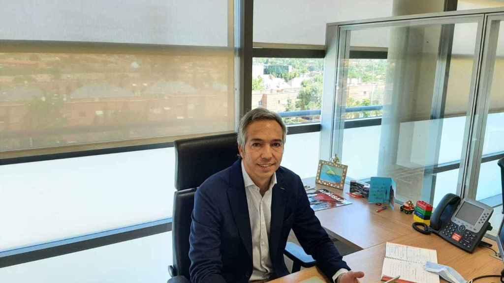 Alberto Roche, director de Tecnología de Soluciones SAP en el Área Corporativa de Tecnología y Procesos de MAPFRE.