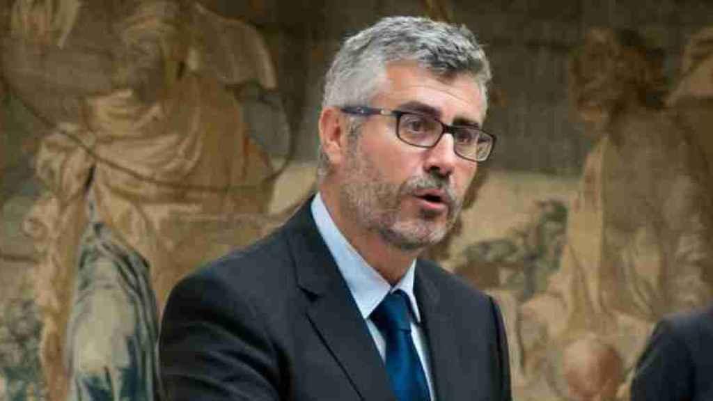 El hasta hoy secretario de Estado de Comunicación, Miguel Ángel Oliver. EP