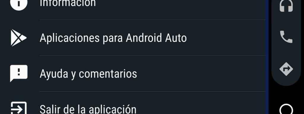 Aplicaciones compatibles Android Auto