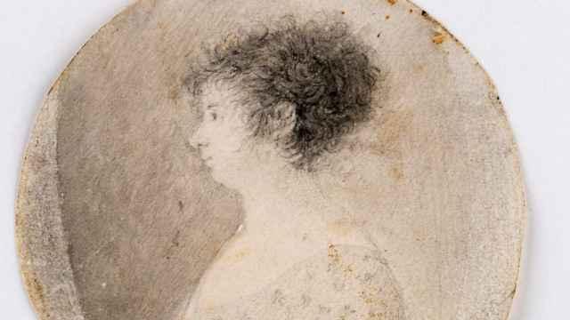 El dibujo inédito de Goya
