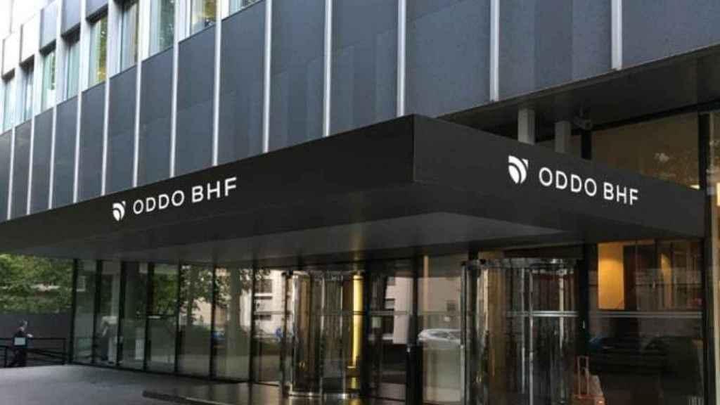Unas oficinas europeas de Oddo BHF.