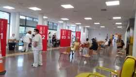 Las personas de entre 60 y 69 años de la Comunidad Valenciana recibirán la segunda dosis esta semana